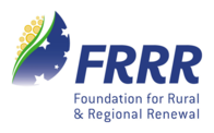 Foundation for Rural & Regional Renewal logo