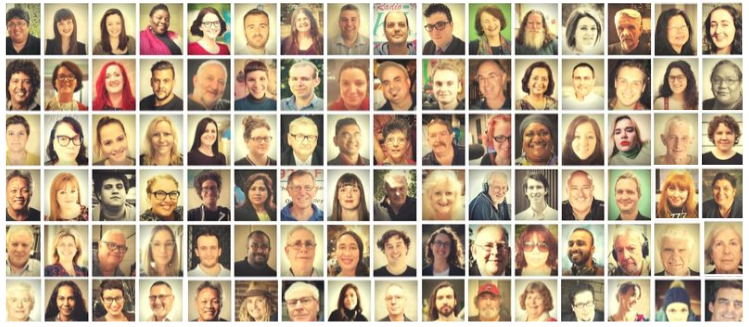 Collage of Grant Assessors